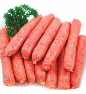 Beef Medium Spicy Sausage